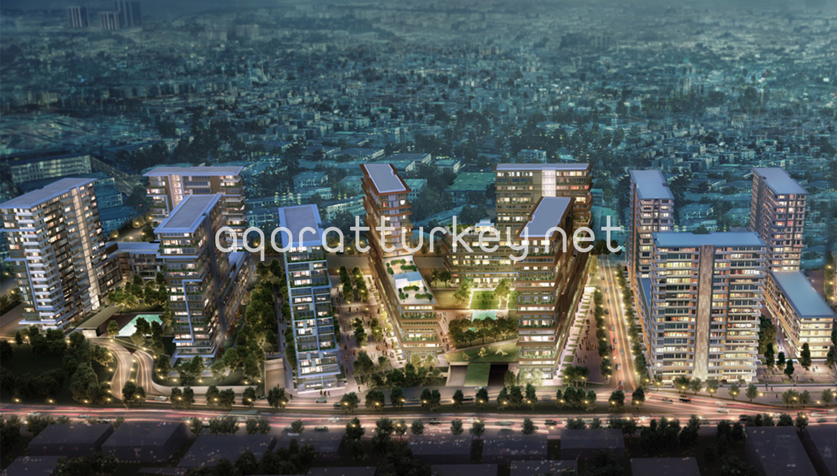 Appartments in istanbul